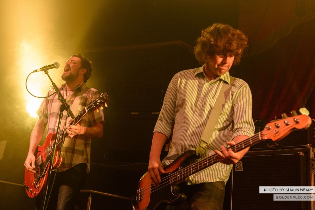 The Hold Steady at The Academy, Dublin on October 18th 2014 by Shaun Neary-12
