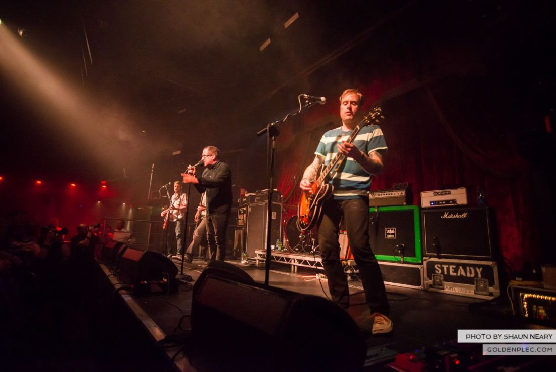 The Hold Steady at The Academy, Dublin on October 18th 2014 by Shaun Neary-16