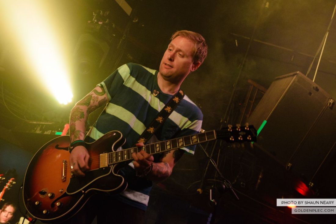 The Hold Steady at The Academy, Dublin on October 18th 2014 by Shaun Neary-22