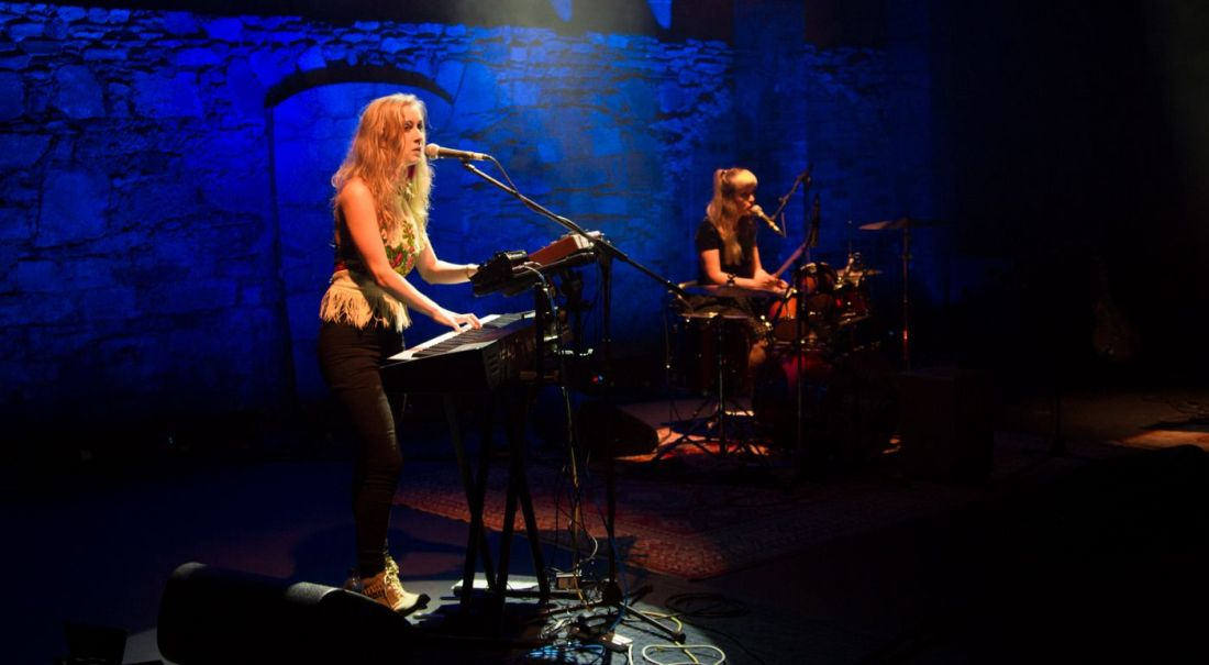 Wyvern Lingo at Smock Alley Theatre by Owen Humphreys (3 of 12)
