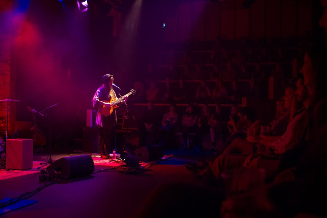Wyvern Lingo at Smock Alley Theatre by Owen Humphreys (9 of 12)