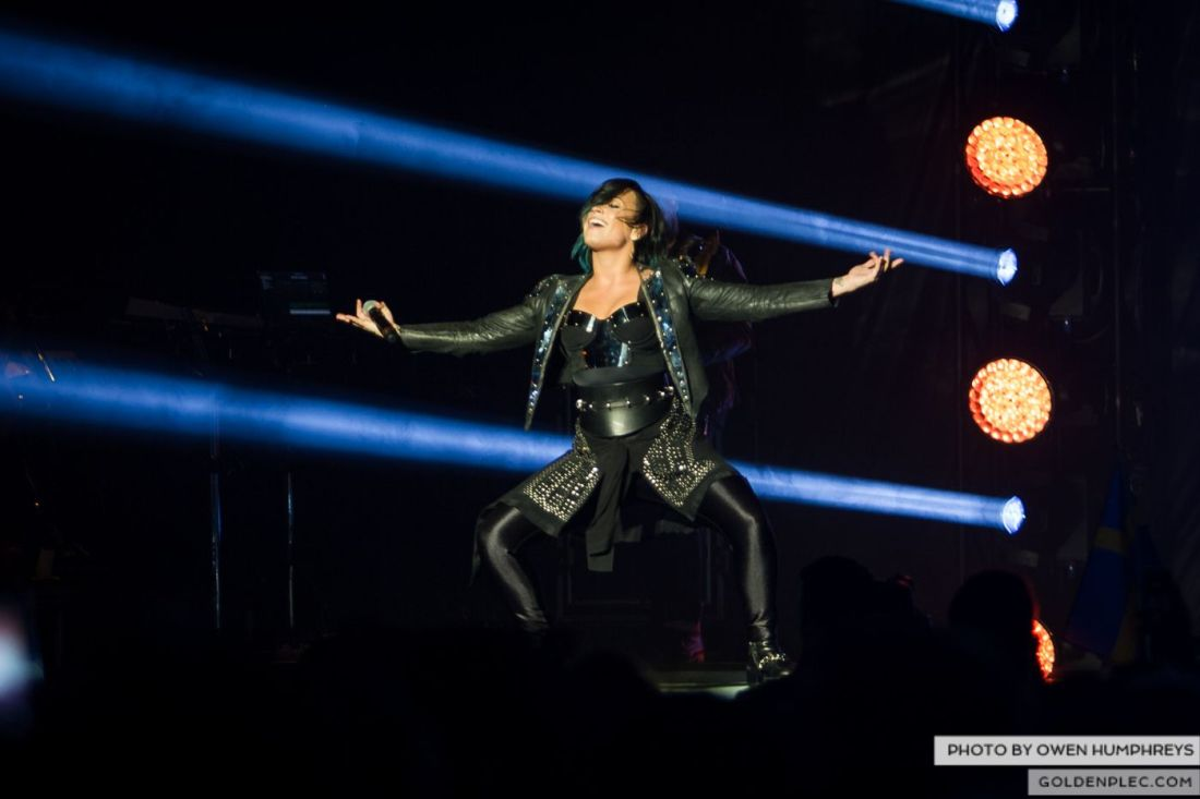 Demi Lovato at The 3Arena by Owen Humphreys (11 of 12)