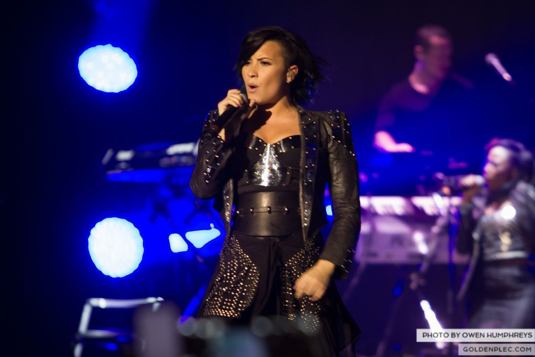 Demi Lovato at The 3Arena by Owen Humphreys (4 of 12)