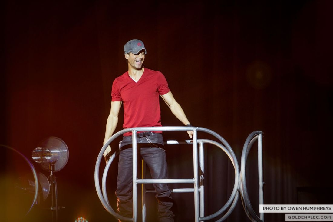 Enrique Iglesias at The 3Arena by Owen Humphreys (10 of 14)