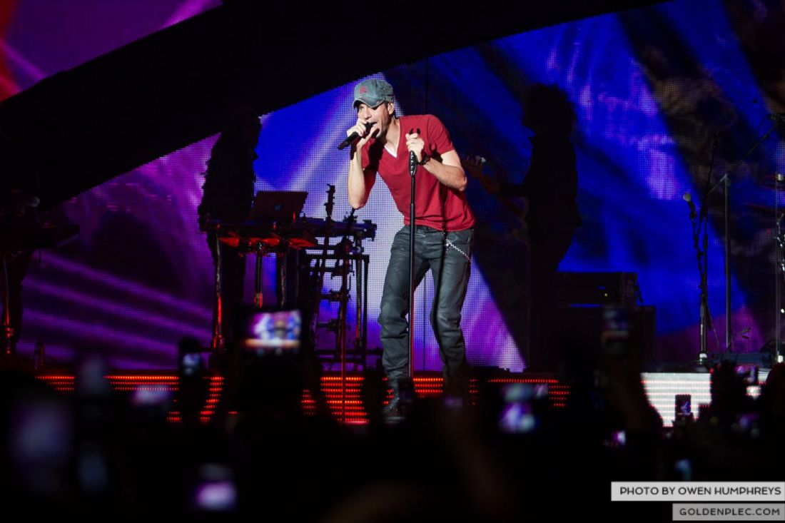 Enrique Iglesias at The 3Arena by Owen Humphreys (6 of 14)