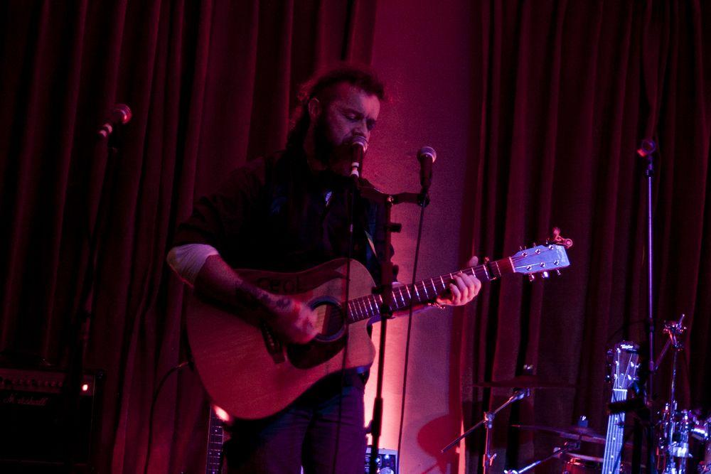 Kicking Bird EP Launch – Odessa, Dublin – by Abraham Tarrush