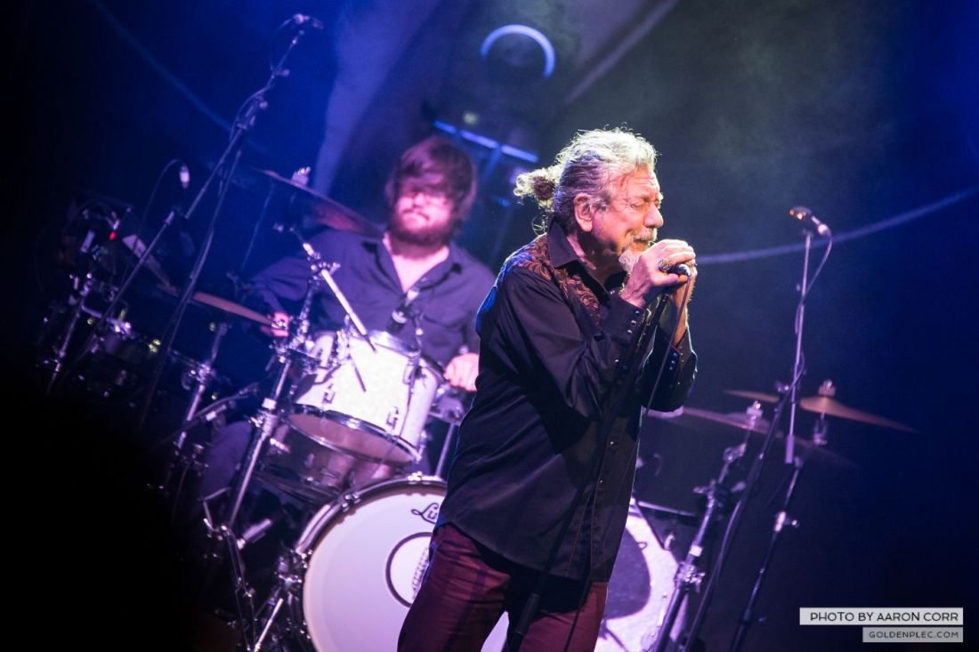 Robert Plant at Olympia by Aaron Corr-8749