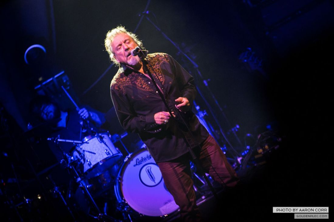 Robert Plant at Olympia by Aaron Corr-8766