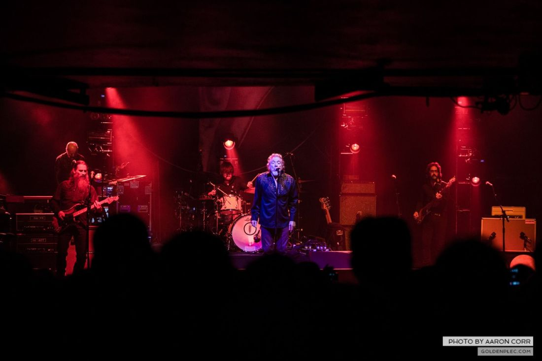 Robert Plant at Olympia by Aaron Corr-8774