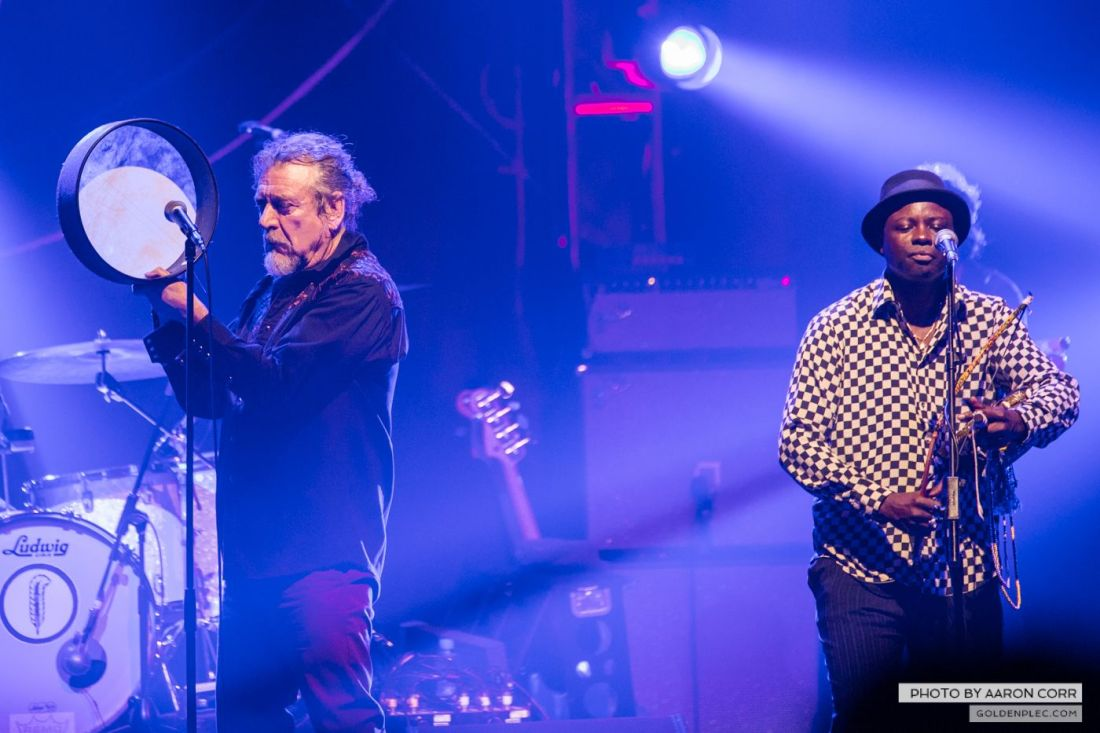 Robert Plant at Olympia by Aaron Corr-8835