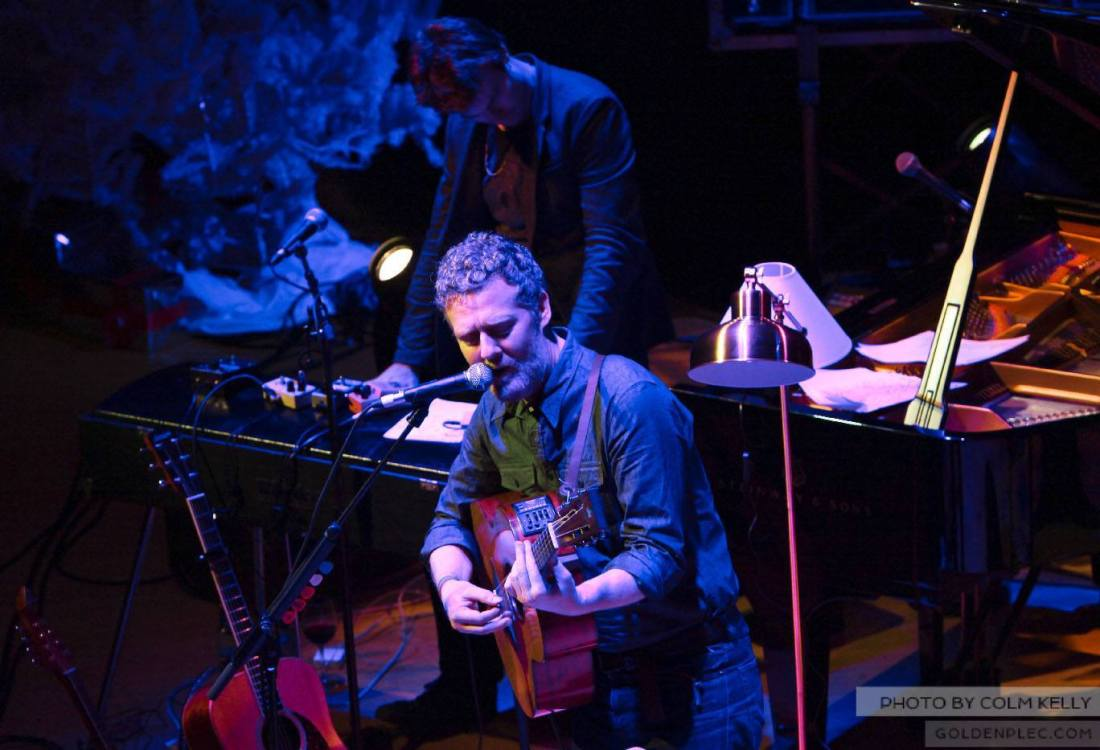 Doveman's Burgundy Stain Sessions at NCH by Colm Kelly
