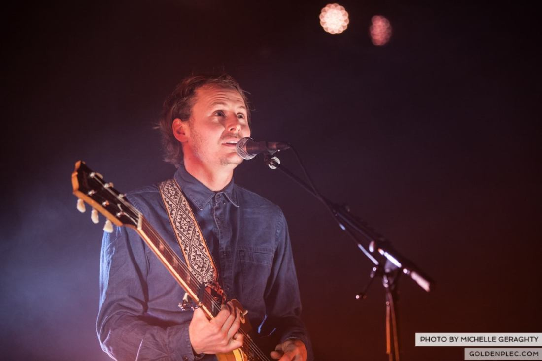 Ben Howard at The Olympia by Michelle Geraghty_2014_6142
