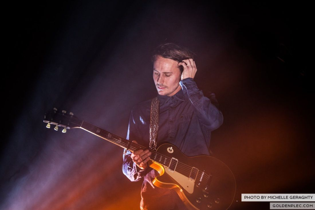 Ben Howard at The Olympia by Michelle Geraghty_2014_6215