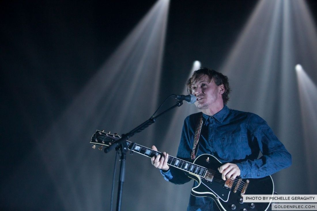 Ben Howard at The Olympia by Michelle Geraghty_2014_6289
