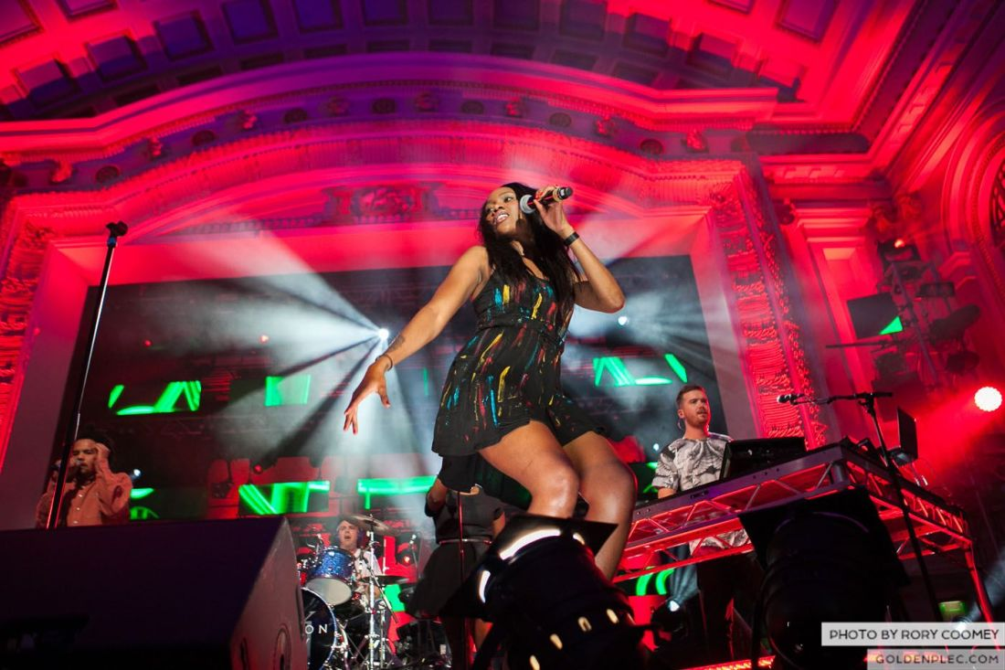 Gorgon City at MTV Crashes Cork City Hall by Rory Coomey