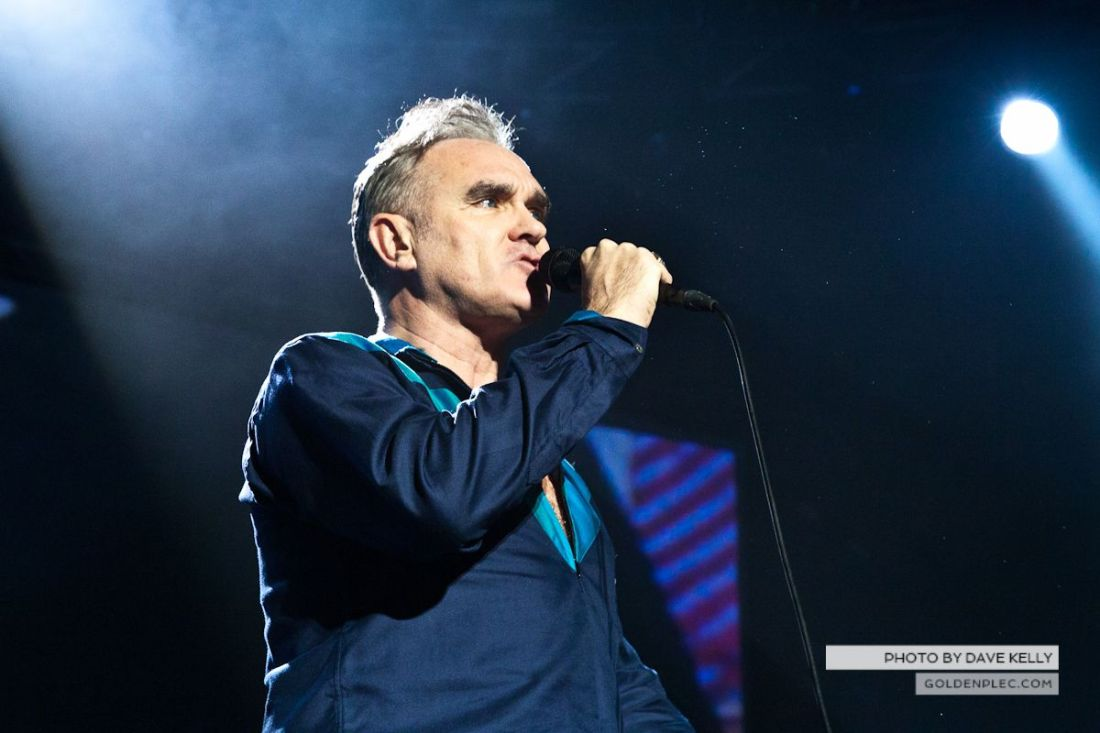 Morrissey at The 3 Arena, Dublin, 1 December 2014 (11 of 52)