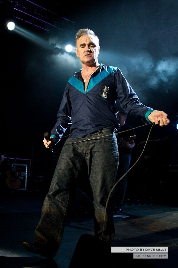 Morrissey at The 3 Arena, Dublin, 1 December 2014 (18 of 52)