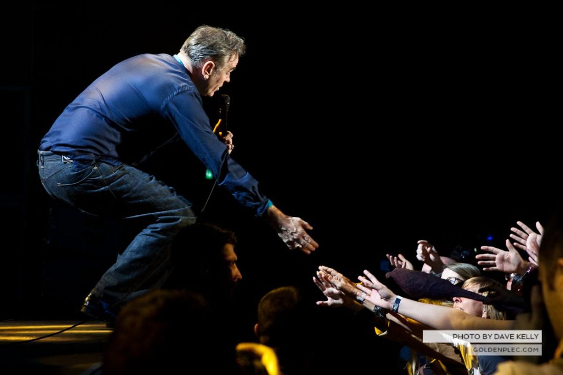 Morrissey at The 3 Arena, Dublin, 1 December 2014 (20 of 52)