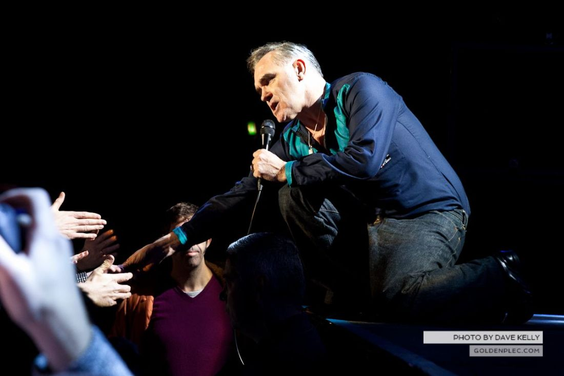 Morrissey at The 3 Arena, Dublin, 1 December 2014 (24 of 52)