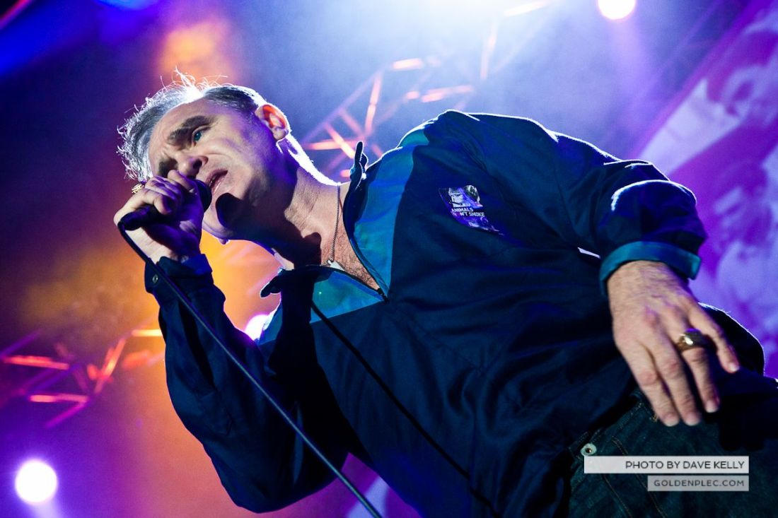 Morrissey at The 3 Arena, Dublin, 1 December 2014 (33 of 52)