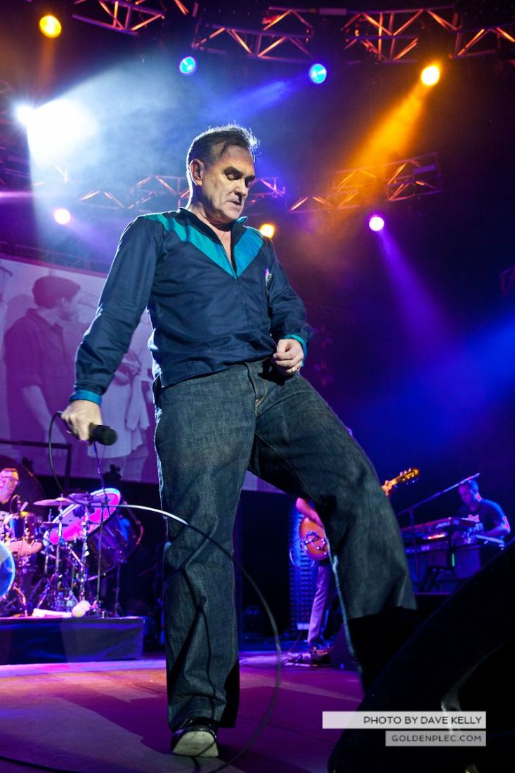 Morrissey at The 3 Arena, Dublin, 1 December 2014 (34 of 52)