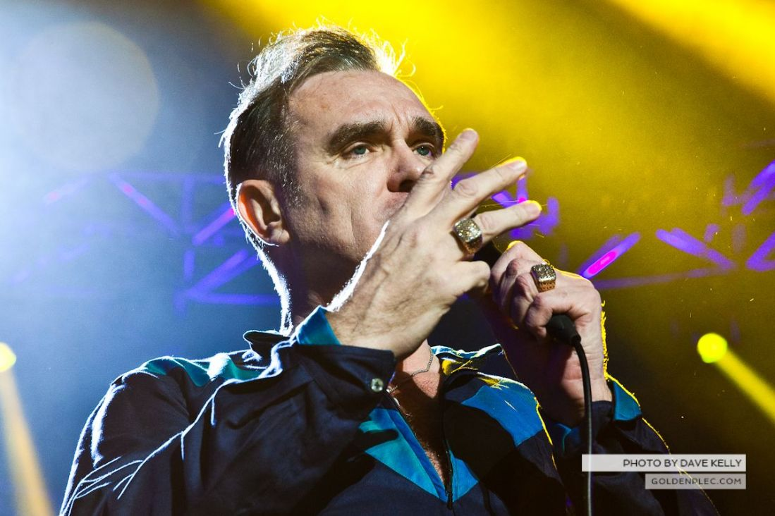 Morrissey at The 3 Arena, Dublin, 1 December 2014 (37 of 52)