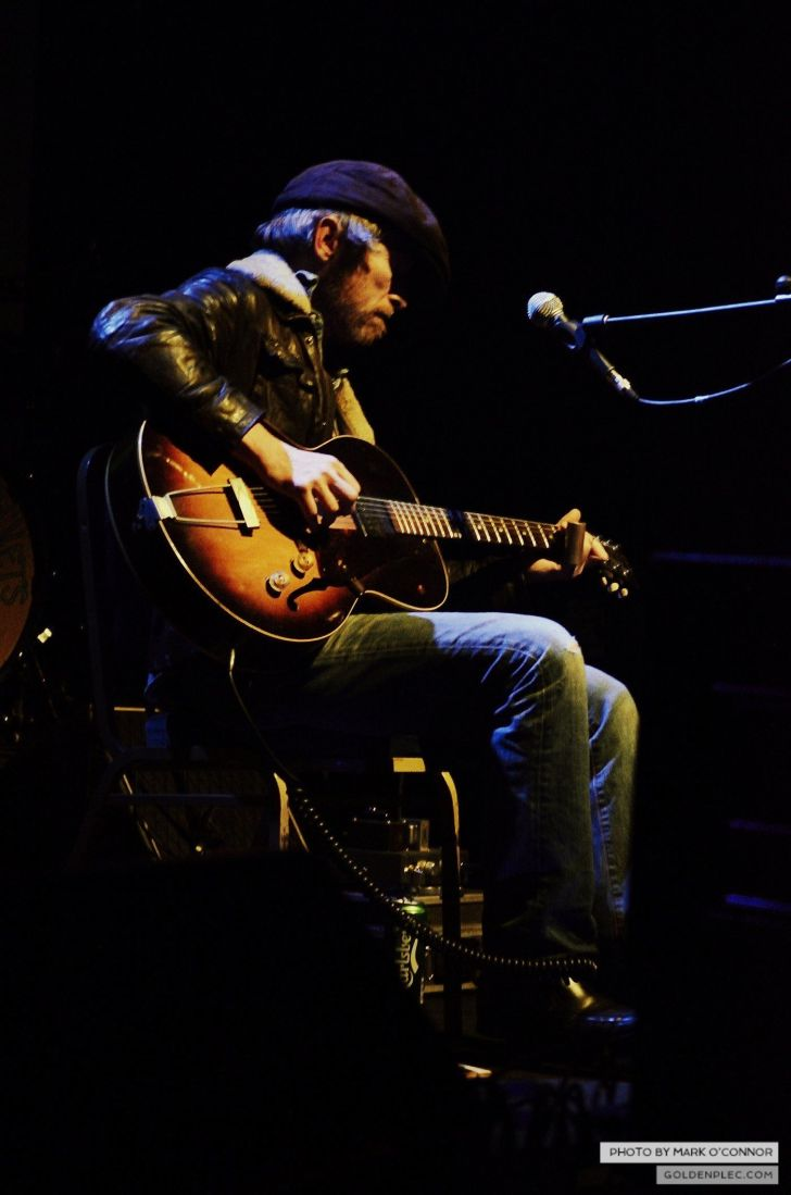 NC Lawlor in Vicar Street by Mark O' Connor