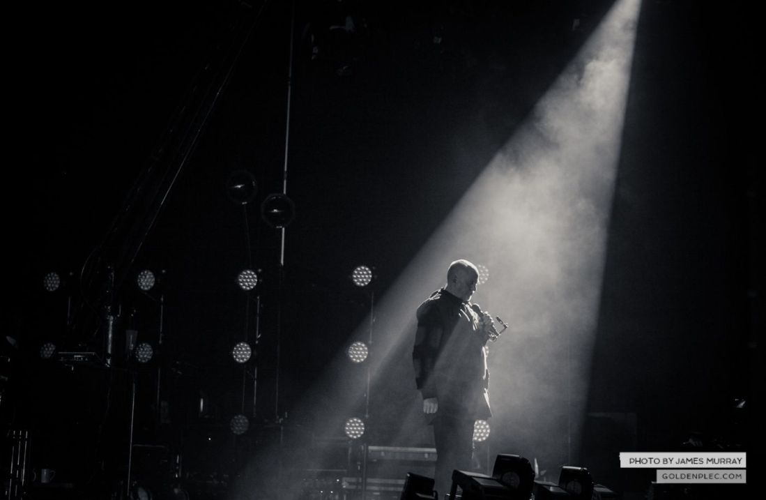 Peter Gabriel at 3Arena Dublin by James Murray