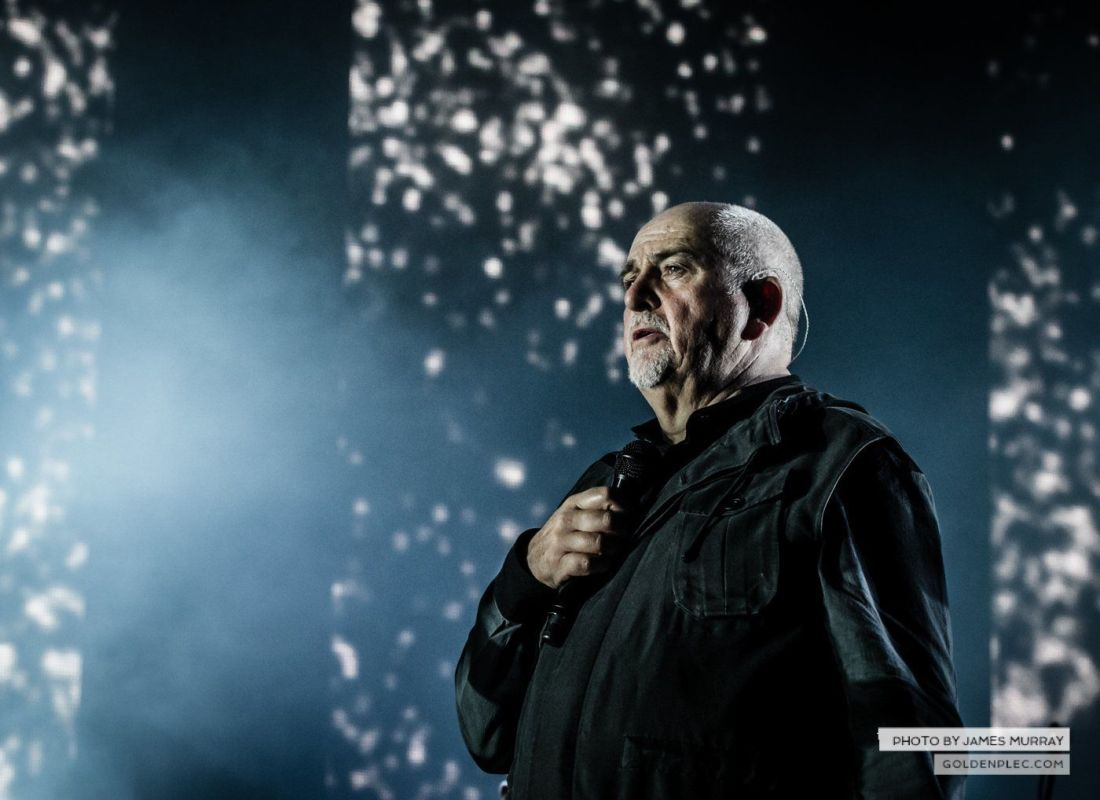 Peter Gabriel 3Arena James Murray-38