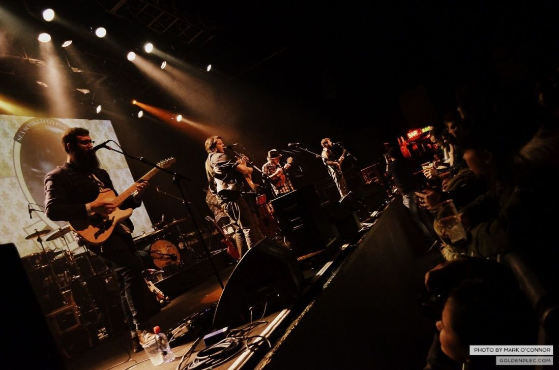 The Eskies in Vicar Street by Mark O' Connor