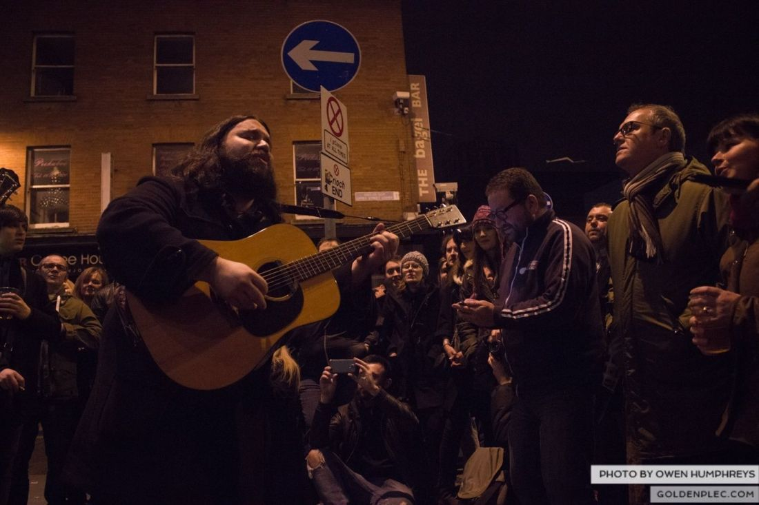 The Magic Numbers at The Academy by Owen Humphreys (21 of 21)