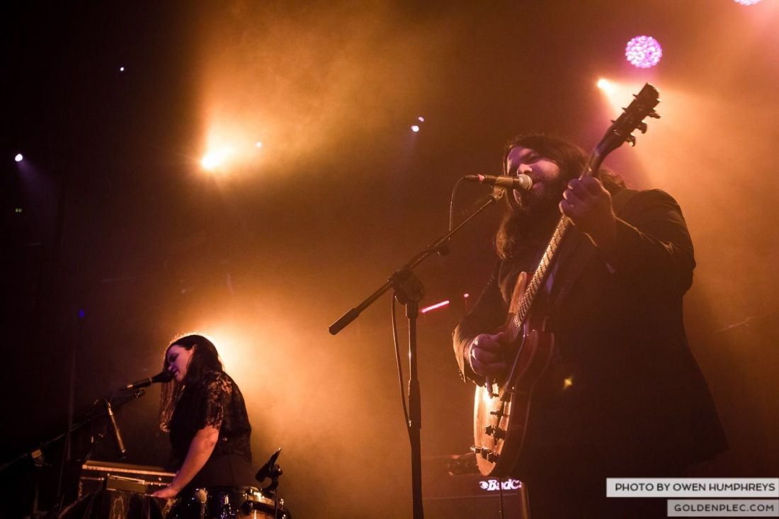 The Magic Numbers at The Academy by Owen Humphreys (3 of 21)