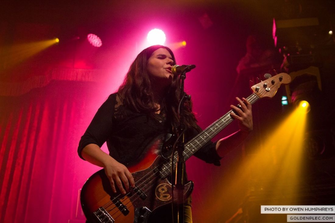 The Magic Numbers at The Academy by Owen Humphreys (4 of 21)