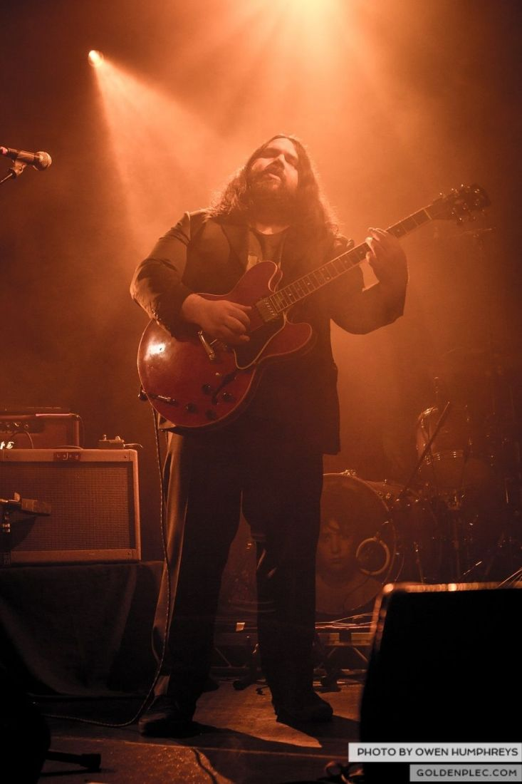 The Magic Numbers at The Academy by Owen Humphreys (5 of 21)