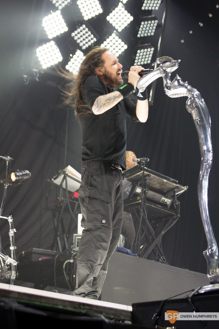 Korn at The 3Arena by Owen Humphreys (1 of 14)