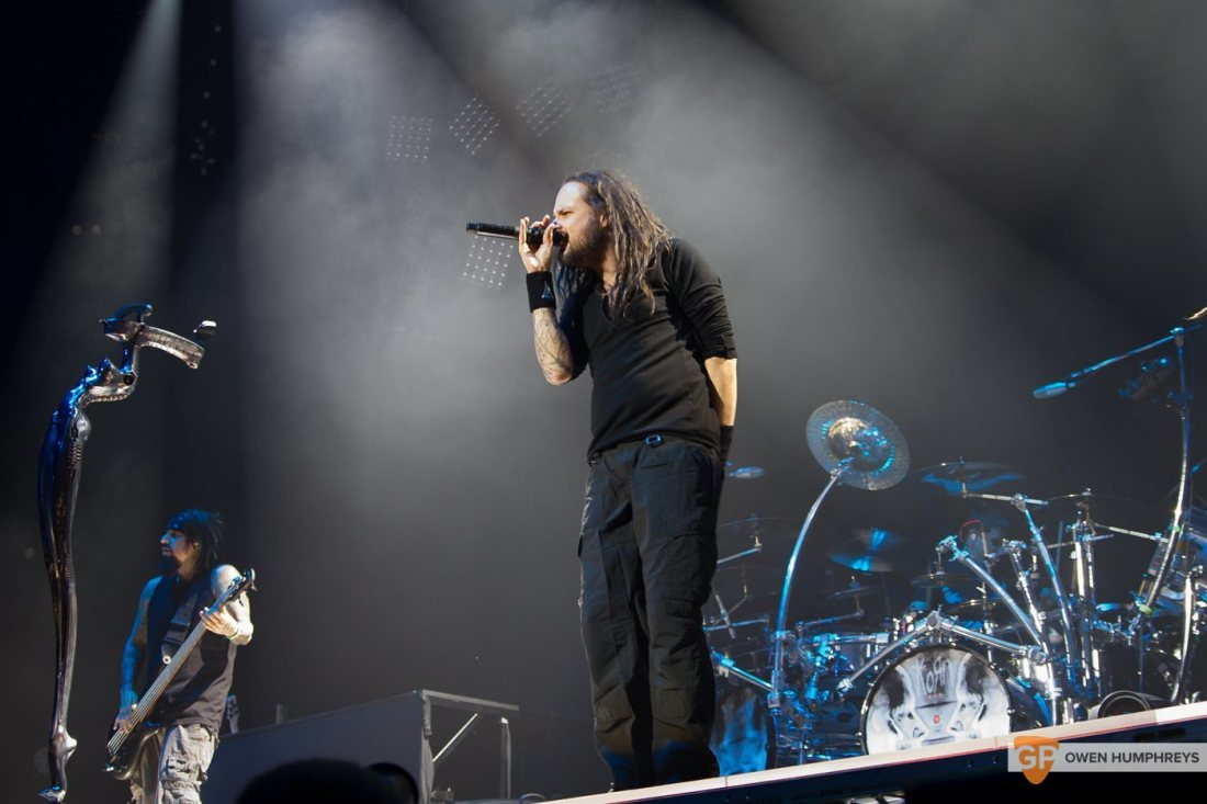 Korn at The 3Arena by Owen Humphreys (7 of 14)
