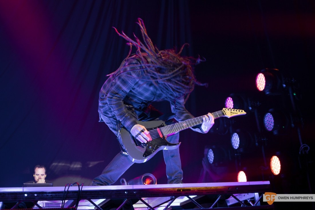Korn at The 3Arena by Owen Humphreys (9 of 14)