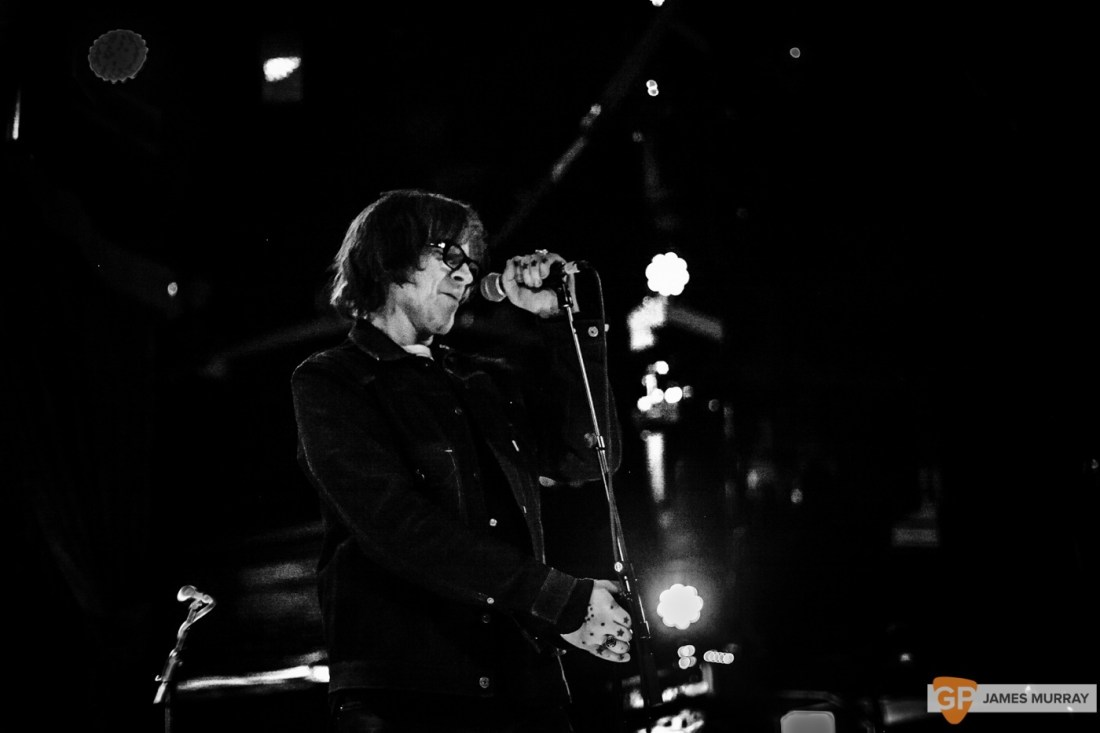 Mark Lanegan at The Academy by James Murray