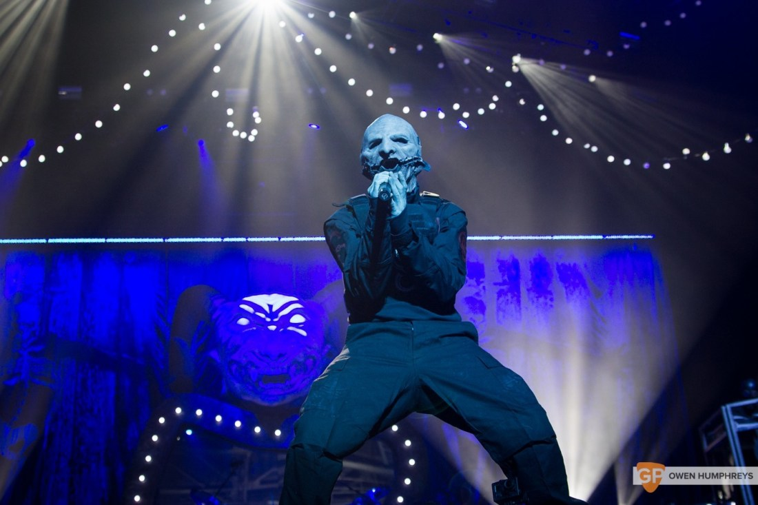 Slipknot at The 3Arena by Owen Humphreys (16 of 19)