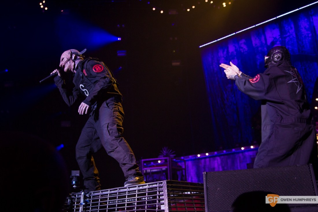 Slipknot at The 3Arena by Owen Humphreys (19 of 19)