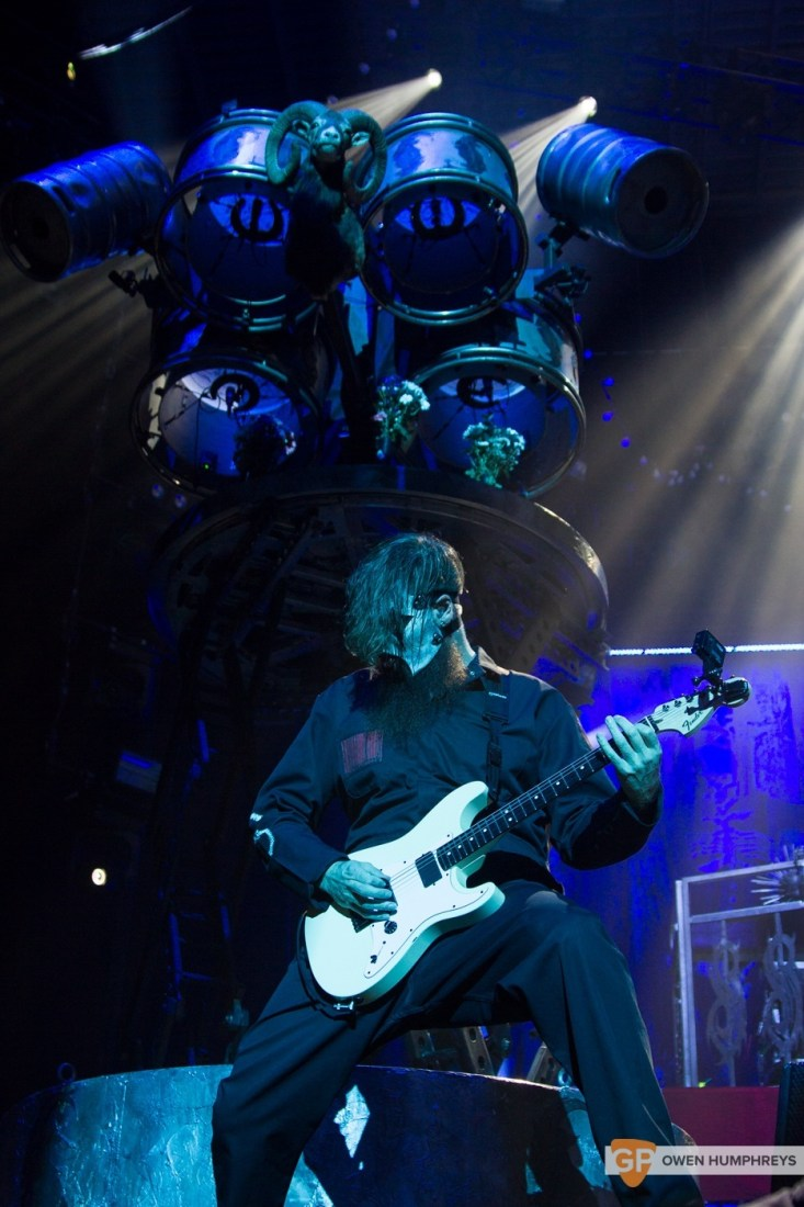 Slipknot at The 3Arena by Owen Humphreys (2 of 19)