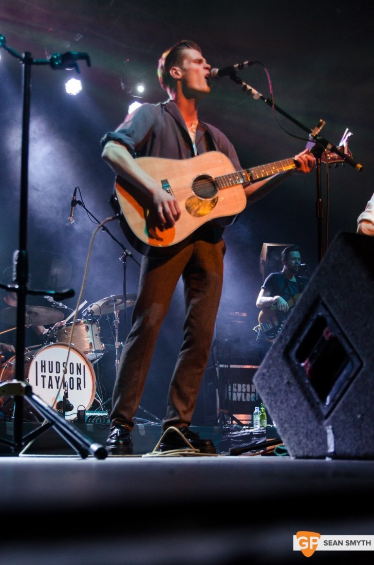 Hudson Taylor at The Olympia Theatre (26-2-15) by Sean Smyth (14 of 26)