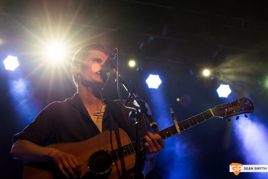 Hudson Taylor at The Olympia Theatre (26-2-15) by Sean Smyth (23 of 26)