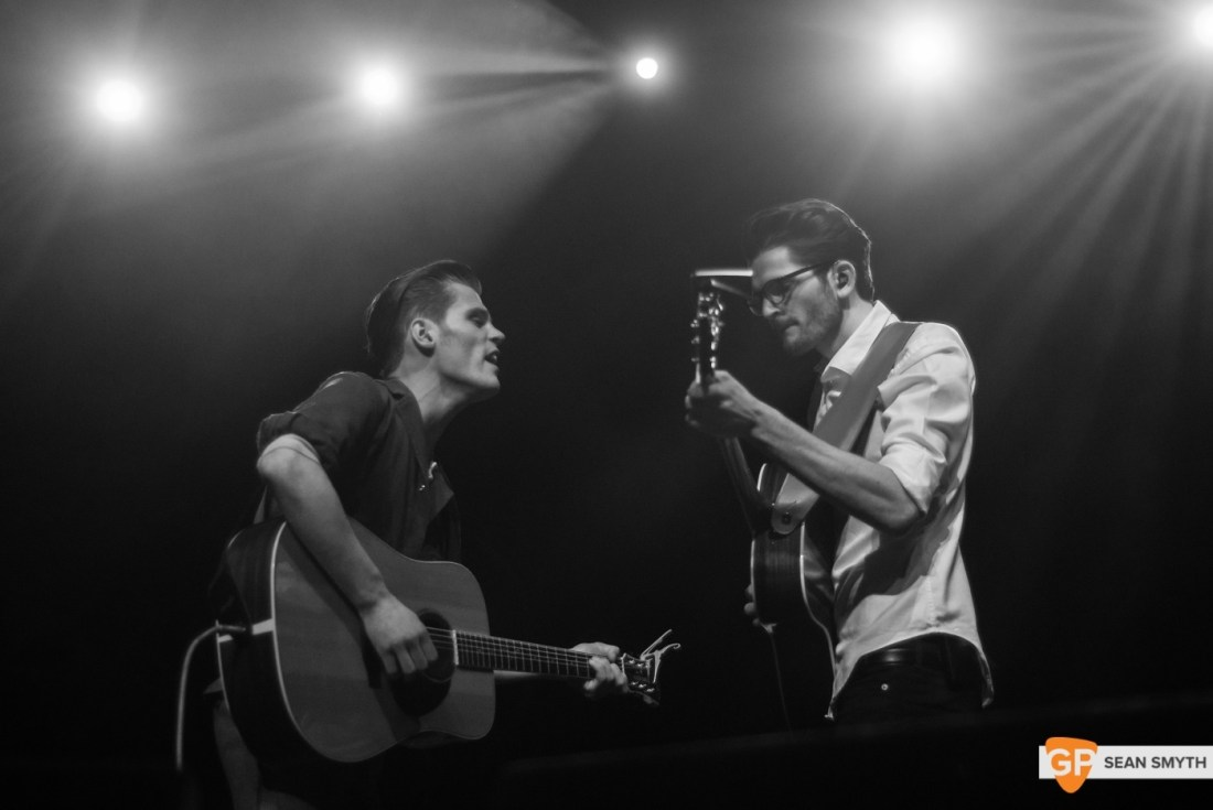 Hudson Taylor at The Olympia Theatre (26-2-15) by Sean Smyth (7 of 26)