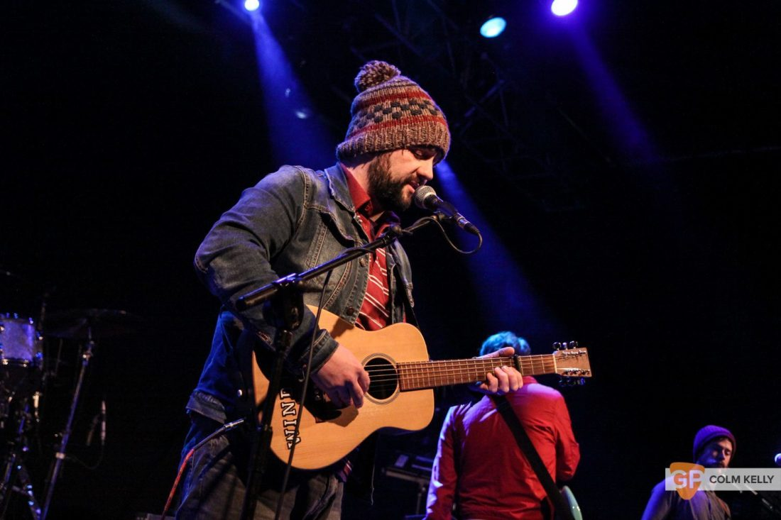Windings at Vicar St. by Colm Kelly