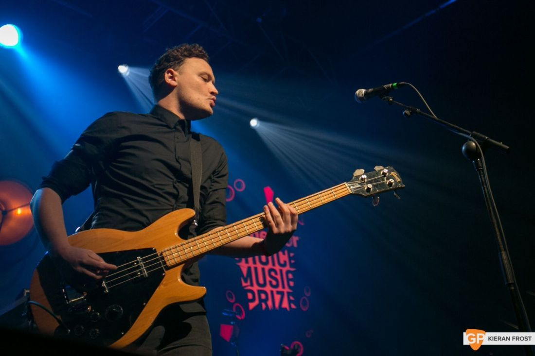 The Minutes and Big Band at Meteor Choice Music Prize 2015 by Ki