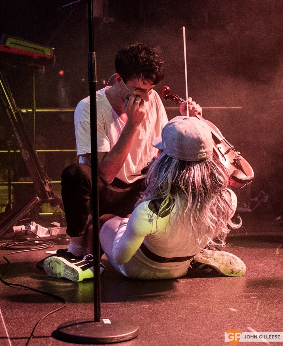 Clean Bandit @ The Academy by John Gilleese