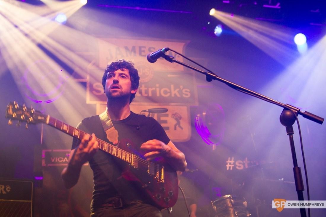 Delorentis at Jameson St. Patrick's Day Live at Vicar Street by Owen Humphreys (7 of 10)