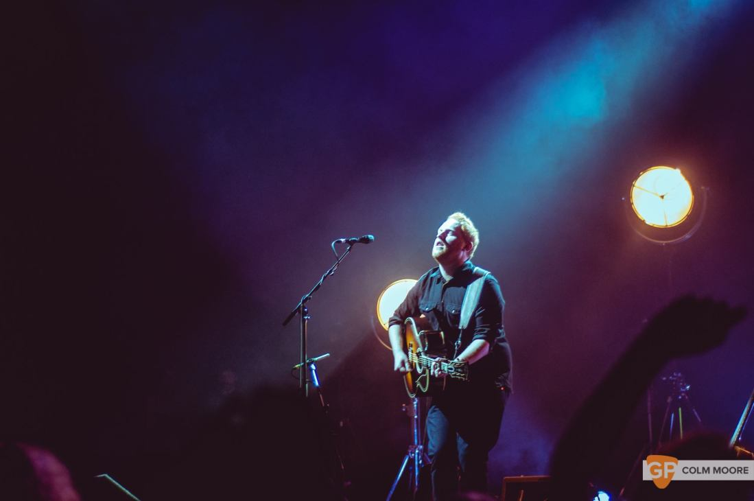 GAVIN JAMES at THE OLYMPIA by COLM MOORE (11 of 18)