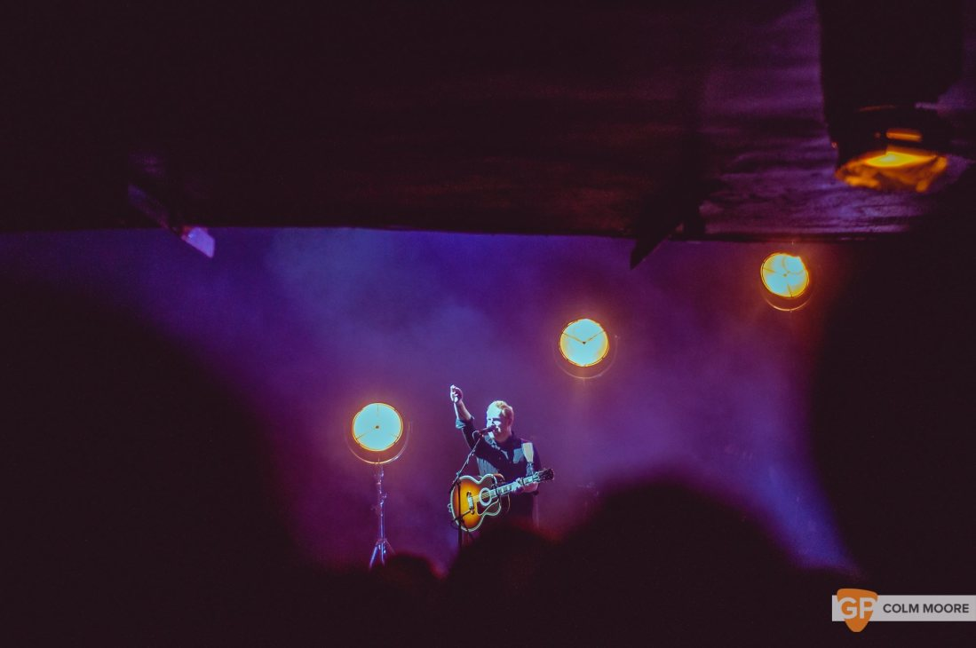 GAVIN JAMES at THE OLYMPIA by COLM MOORE (7 of 18)